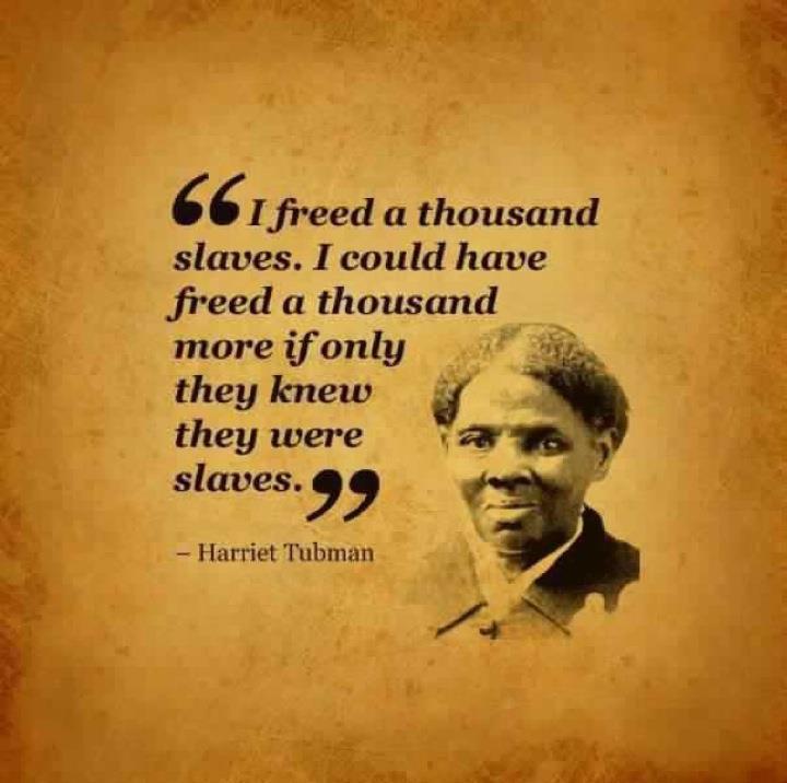 Part 5 of Scenes in the Life of Harriet Tubman
