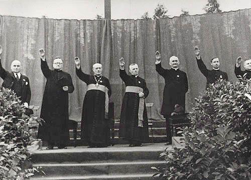 nazi christians