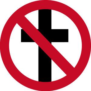 No Christianity