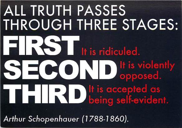 Schopenhauer On Truth