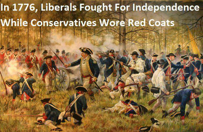 Liberals Fought for Independence