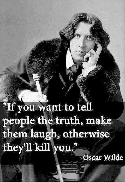 Oscar Wilde On Truth