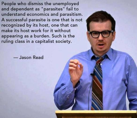 The Truth About The Parasites In A Capitalist Society