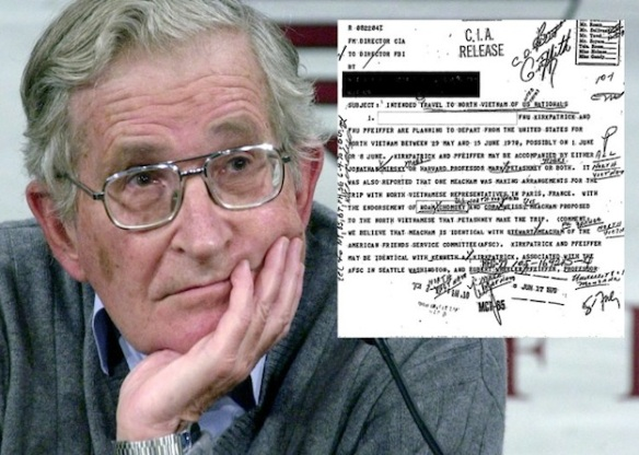 Chomsky Files