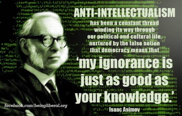 cult of anti intellectualism discussion questions On#anti'intellectualism,# difficult%totreat%his%discussion  'elf'researchwheniaccuse'elf'researchersofa% lack%oftheoreticalengagement%in%questions.