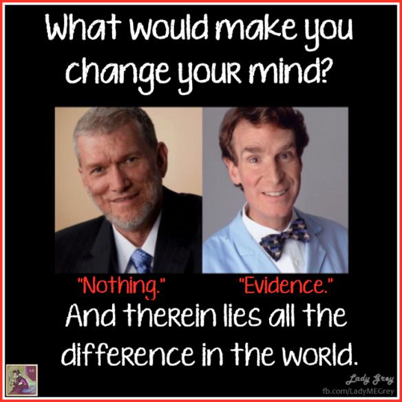 Science vs. Superstition