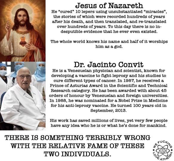 Dr Jacinto Convit