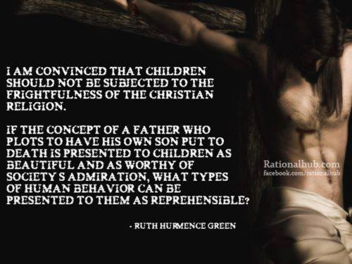 Christian Child Abuse