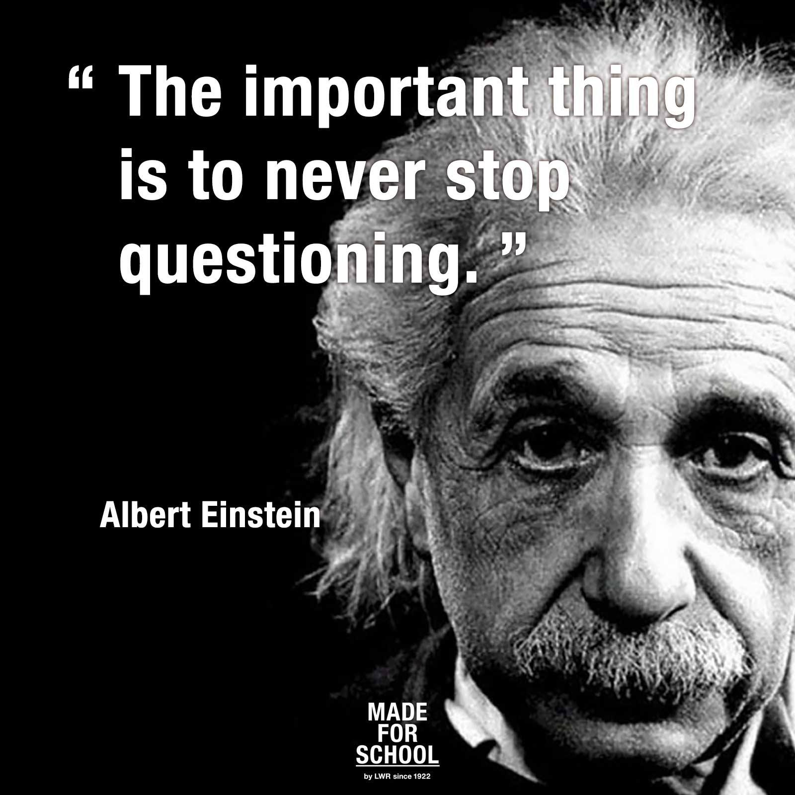"Quotes About Critical Thinking Critical Thinking ""Never Stop Questioning""  Always Question"