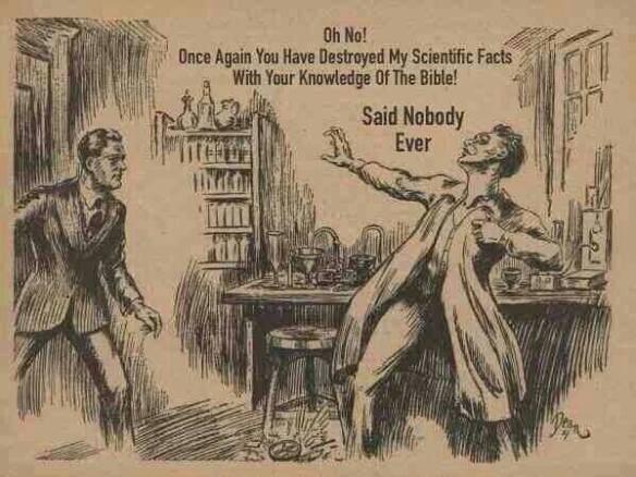 Science vs. Faith
