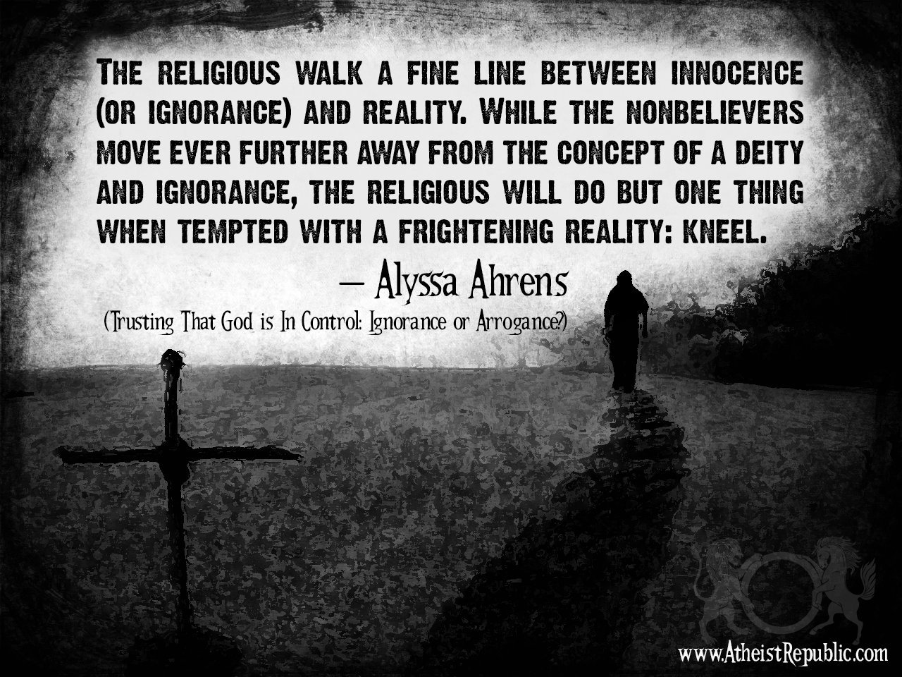 religion as a synonym of ignorance essay Religion seems to me to assume one aspect when considered as a special claim to knowledge and quite another aspect when considered as a ritualized confession of ignorance one may certainly be.