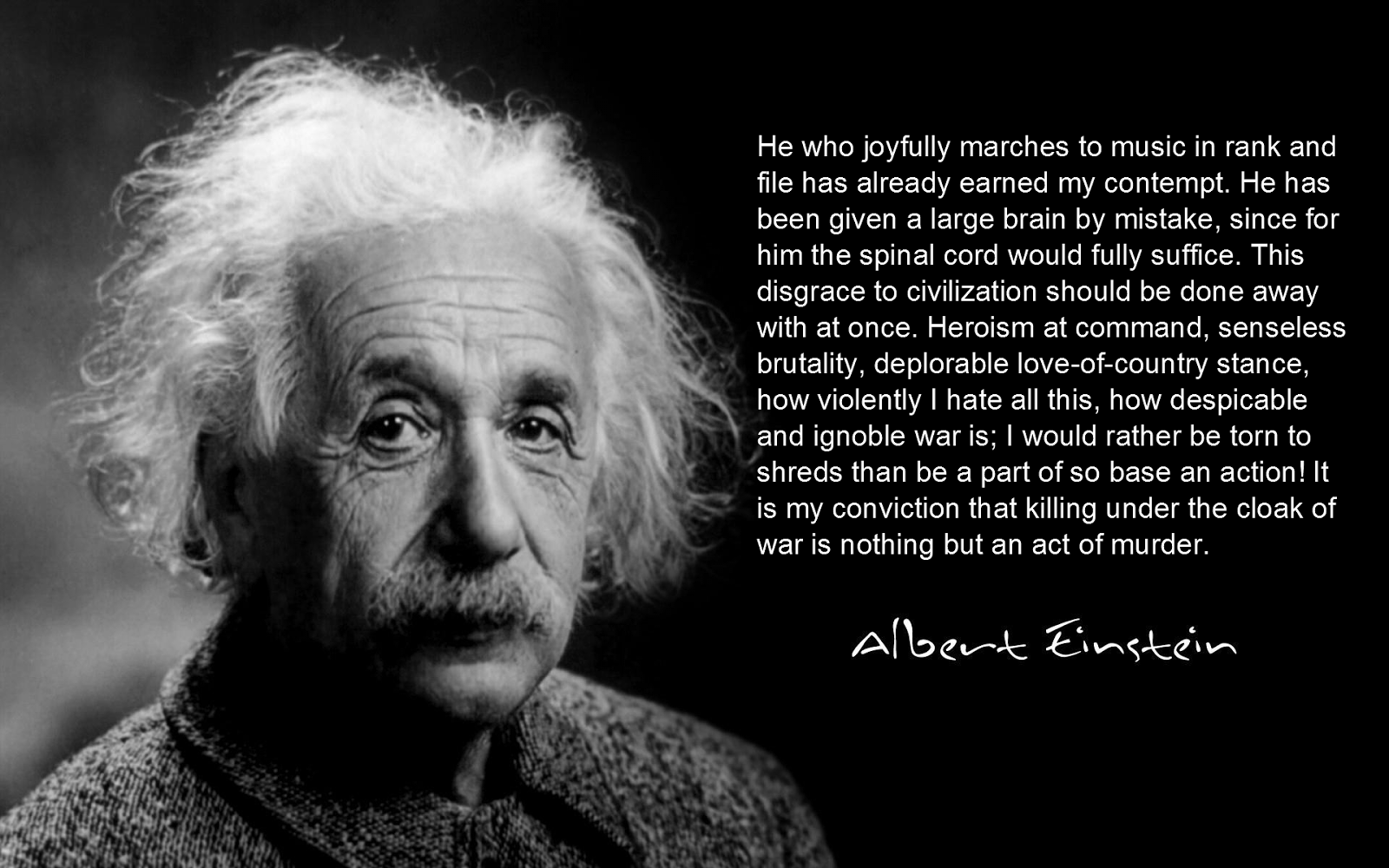albert einstein always question authority independent thinker on rank and file albert einstein