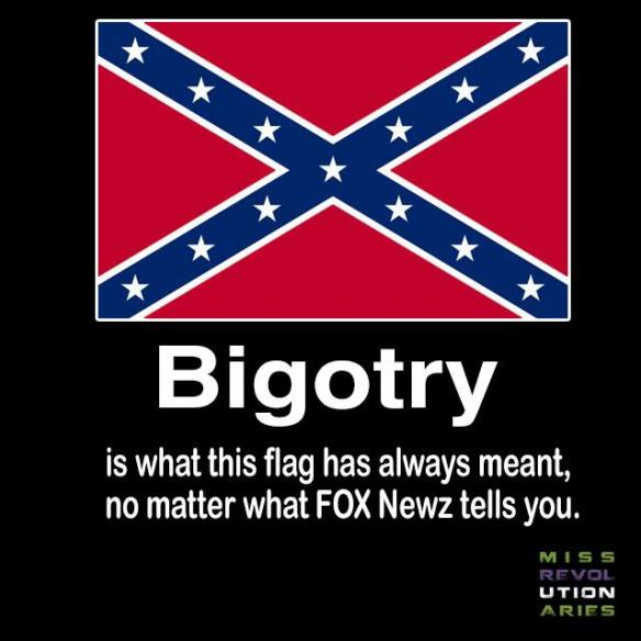 RACIAL BIGOTRY