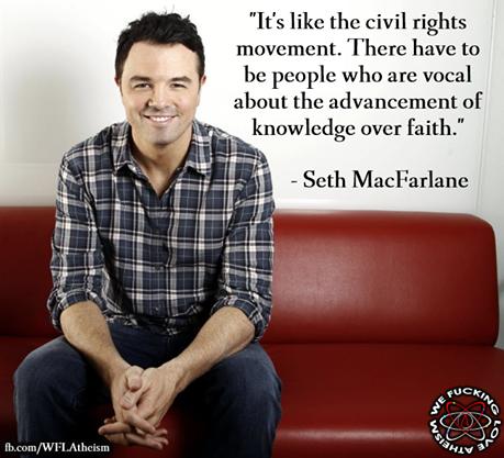 Seth macfarlane is a fucking asshole