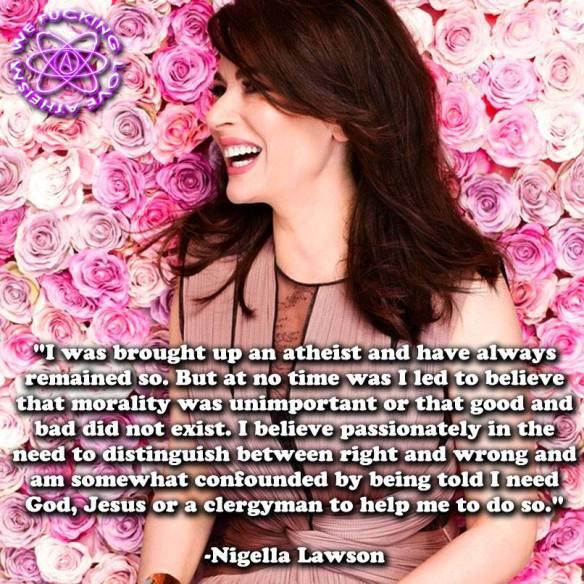 Nigella Lucy Lawson