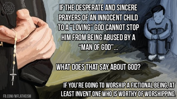 CHRISTIANITY AND CHILD RAPE