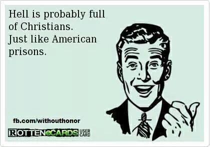 CHRISTIAN MALEVOLENCE