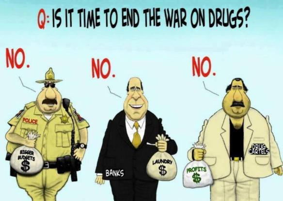 The 'War' on Drugs