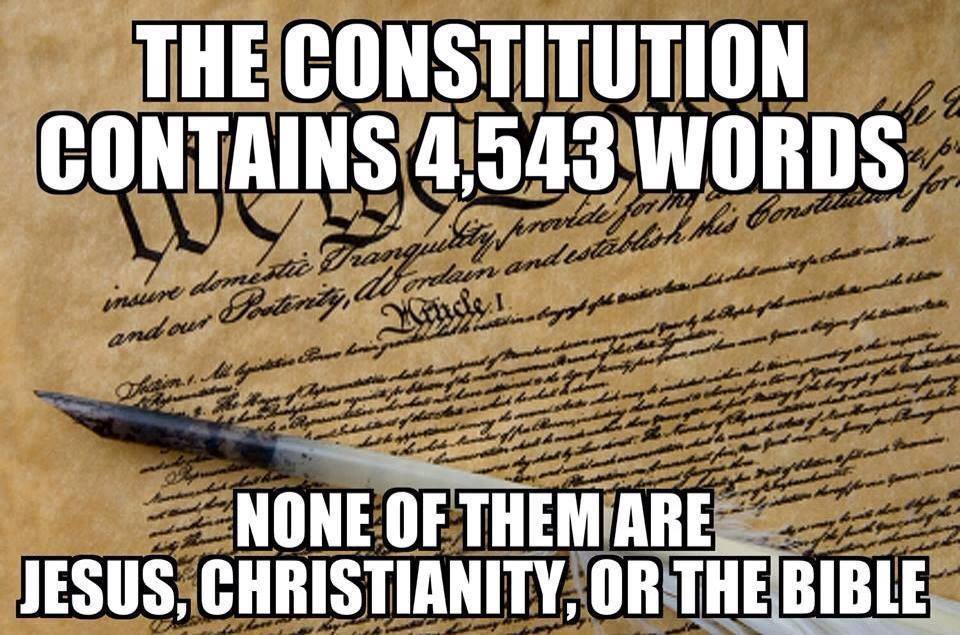 Attractive Separation Of Church And State Amendment #1: 11001777_778061292270832_1891409910461234720_n.jpg
