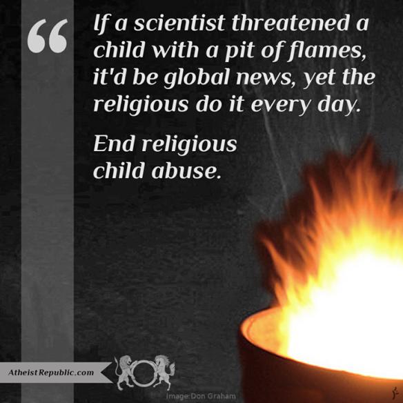 CHRISTIAN CHILD ABUSE