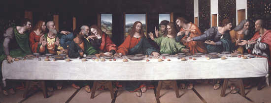 """The Last Supper"""