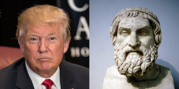 TRUMP and OEDIPUS