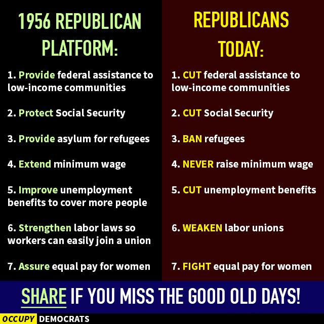 1956 democrat platform