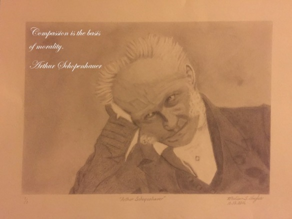 "Arthur Schopenhauer: ""The Basis of Morality"""